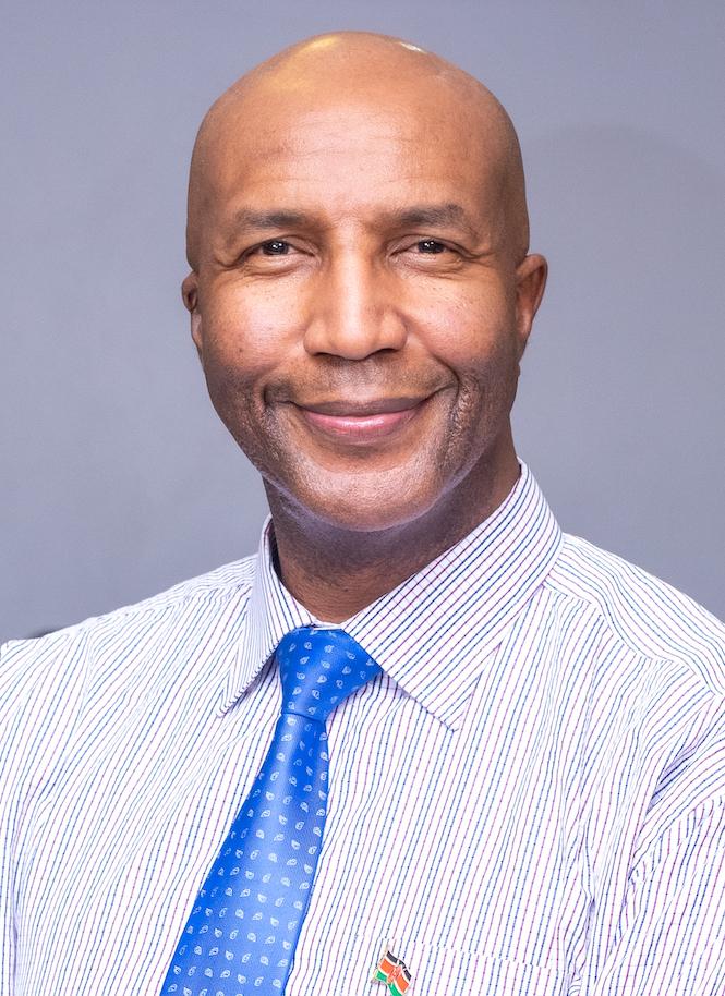 Gitonga M'Mbijiwe