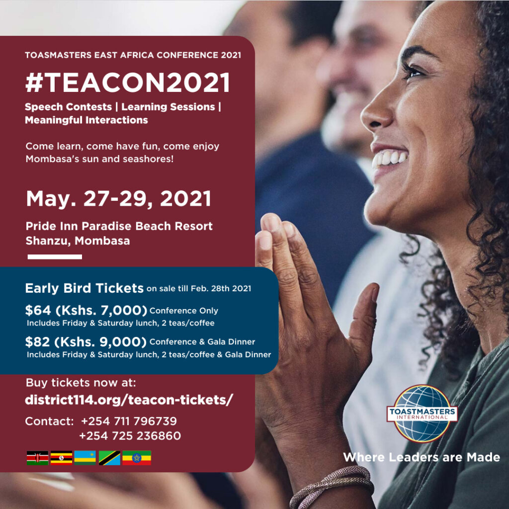 TEACON 2021 Announcement Poster